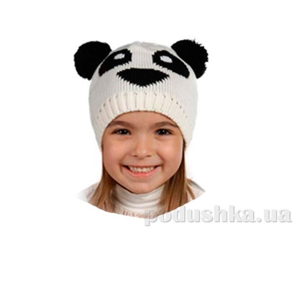 Шапочка 2opt Панда с ушками