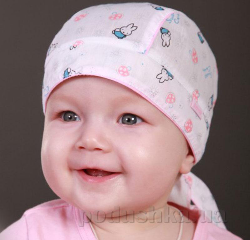 Шапочка летняя для ребенка Масик Бабасик