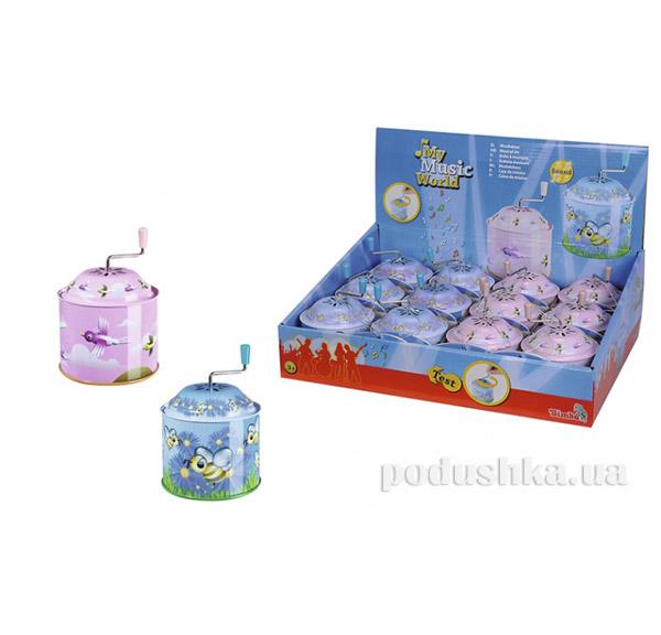 Шарманка Simba 6834645  голубая Simba