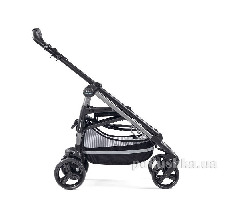 Шасси для коляски Switch Easy Drive черно-серый Peg-Perego ICED0000NL31