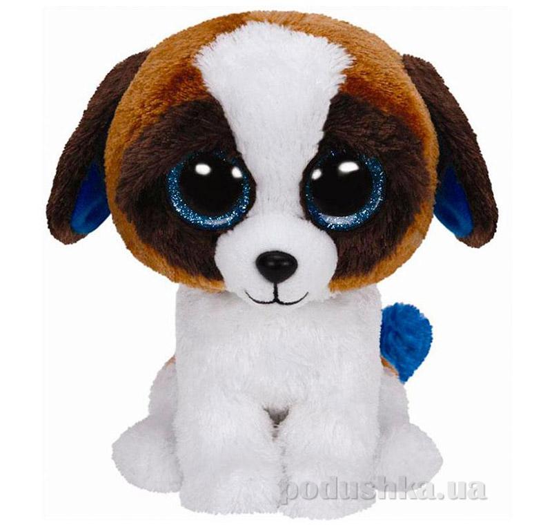 Мягкая игрушка Щенок Duke 15см серии Beanie Boos 36125