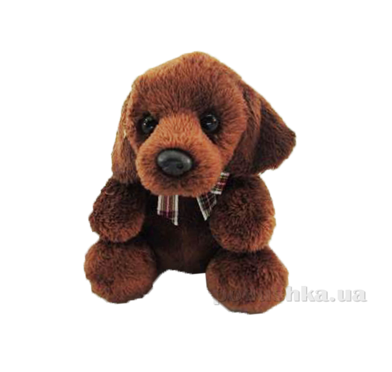 Щенок шоколадного лабрадора Devik Toys