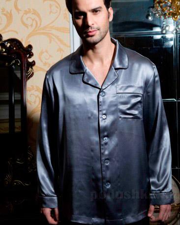 Шелковая мужская пижама Имате 31