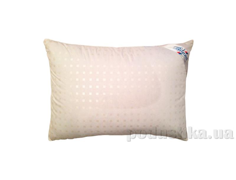 Шерстяная подушка Билана Натура в чехле без молнии