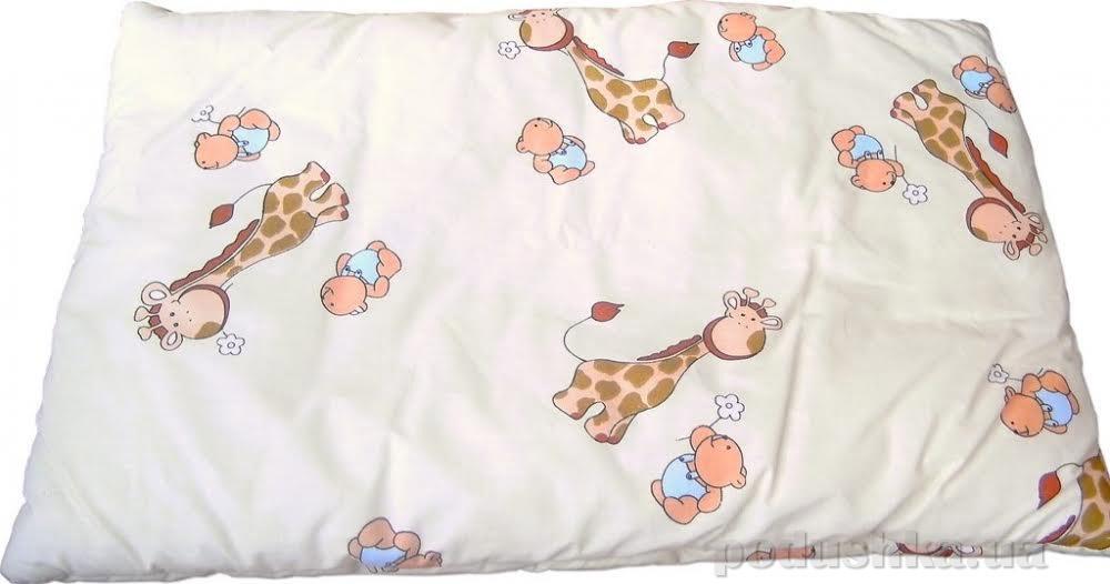 Шерстяная подушка до 1 года Руно
