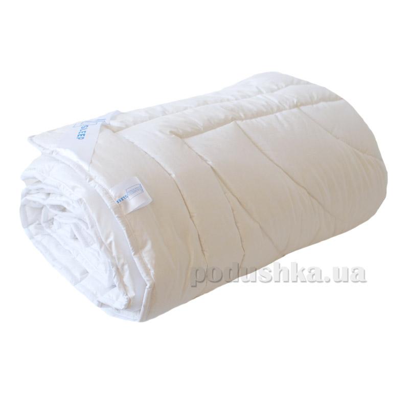 Шерстяное одеяло в тике SoundSleep Winter dreams