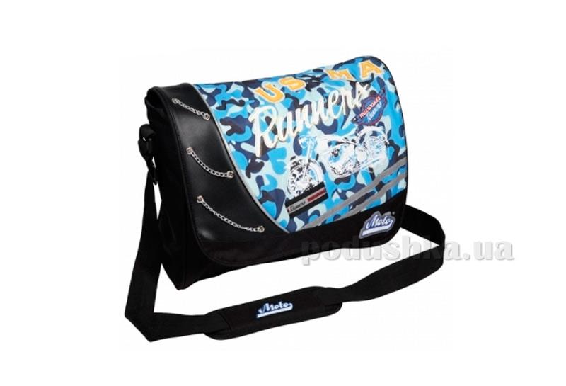 Школьная сумка через плечо ZiBi Moto ZB11.0202MT
