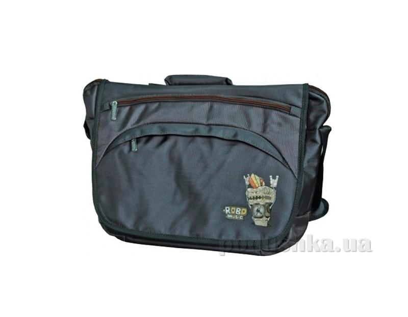 Школьная сумка через плечо ZiBi Robomusic ZB13.0205RM