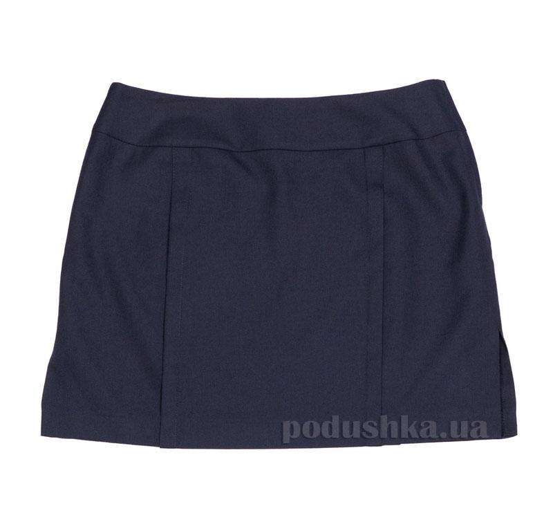 Школьная юбка Юность 763 синяя
