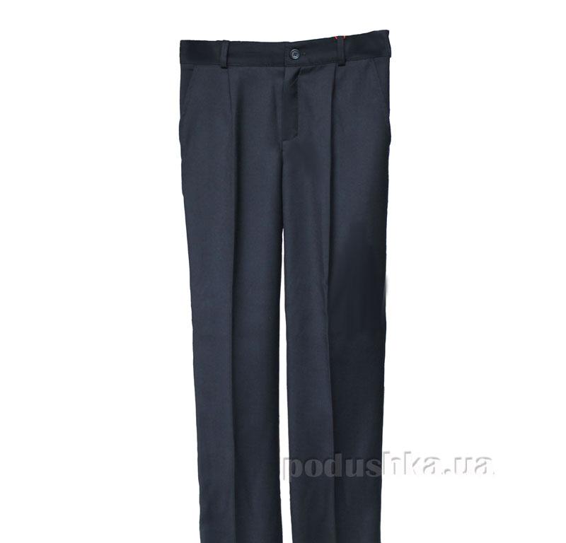 Школьные брюки для мальчика Промiнь ВД-0917 черный