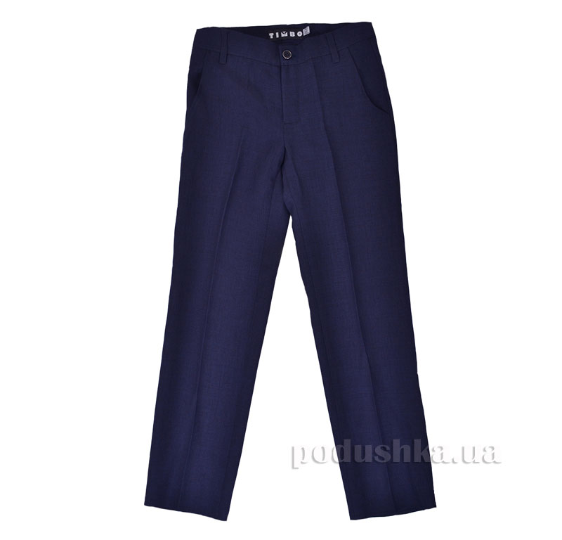 Школьные брюки Timbo Bunny B026091 синие