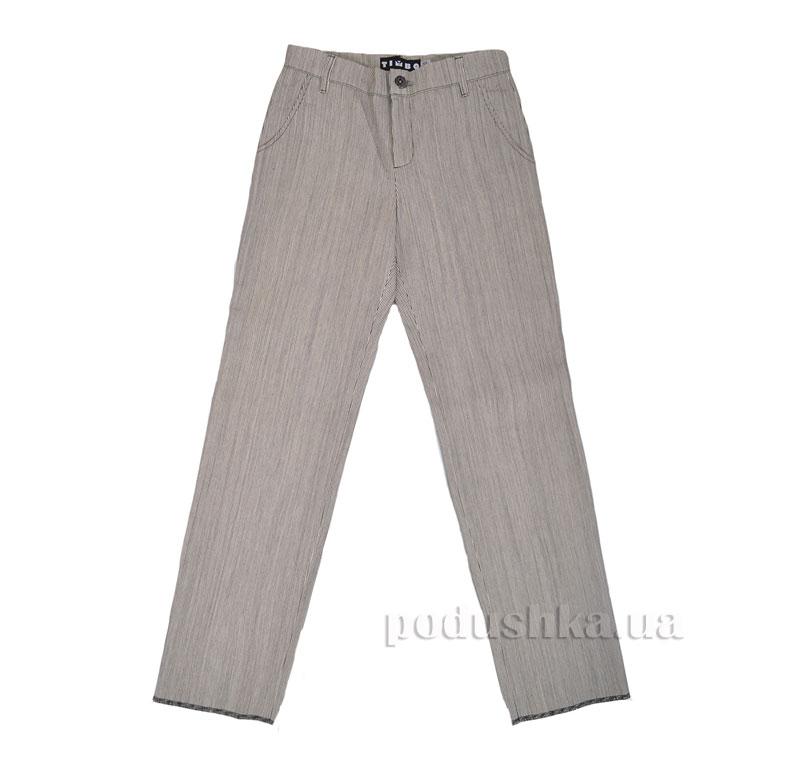 Школьные брюки Timbo Manny B026077 серый