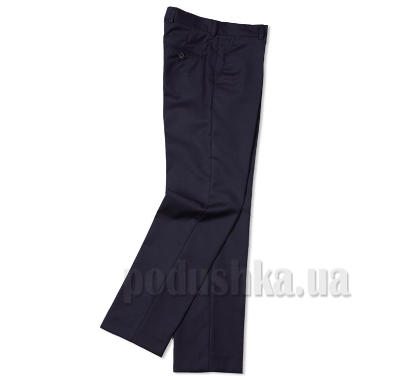 Подростковые брюки зауженные Юность 271-1 синие