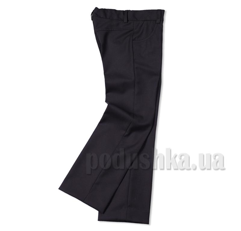 Школьные черные брюки Юность 110 для девочки