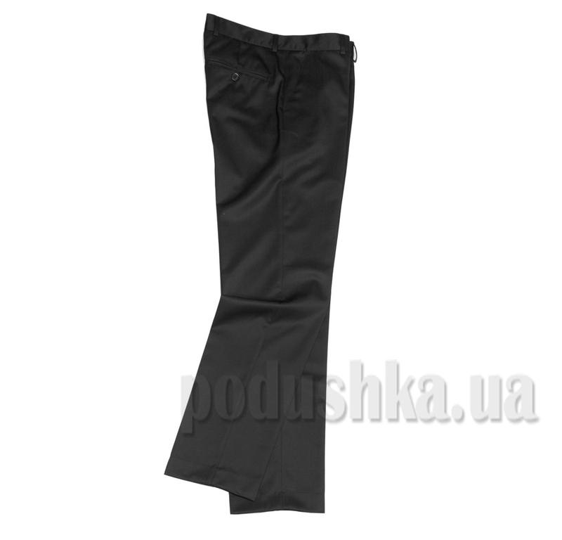 Школьные зауженные брюки для мальчика Юность 272-1 черные