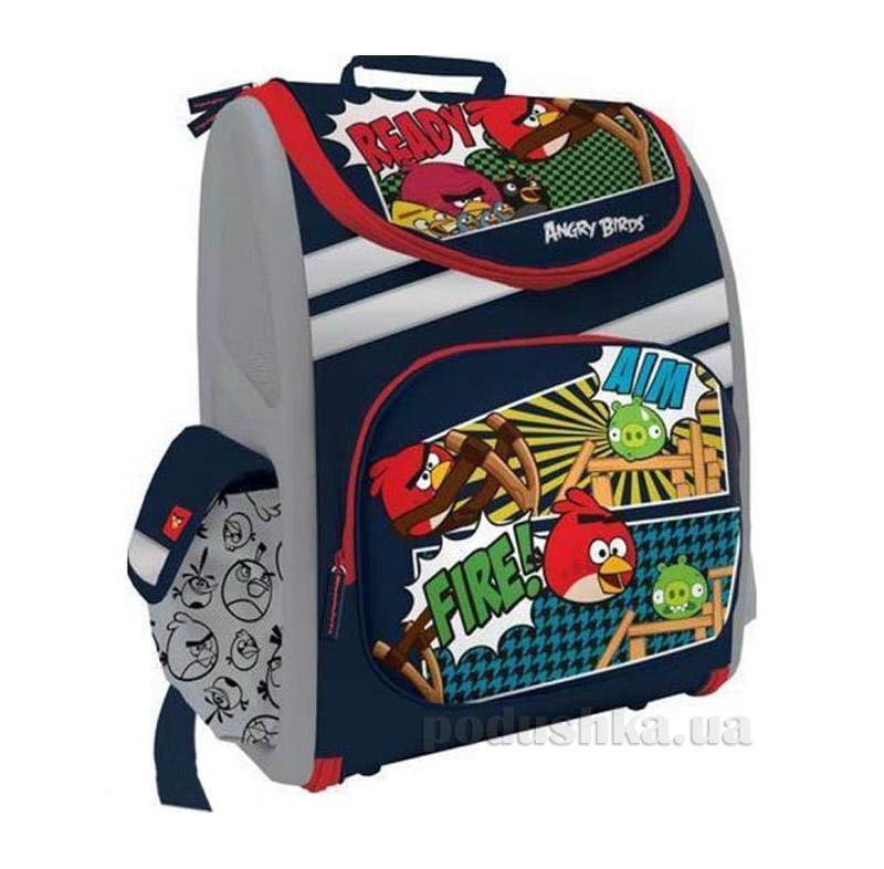 Школьный каркасный рюкзак Angry Birds Kinderline ABBB-UT1-114
