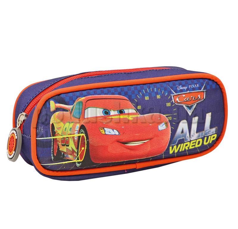 Школьный мягкий пенал Cars 1 Вересня 530778