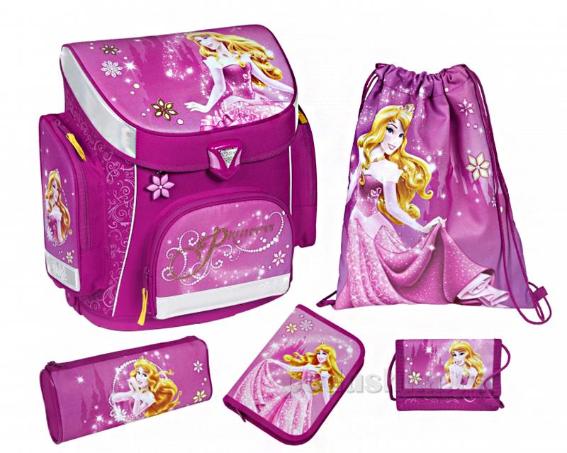 Школьный набор Scooli Принцесса Аврора с наполнением DPFI8251
