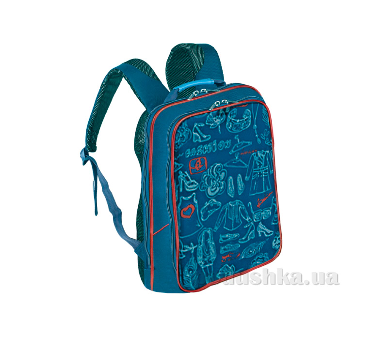 Школьный ортопедический рюкзак ZiBi Fashion ZB13.0011FN