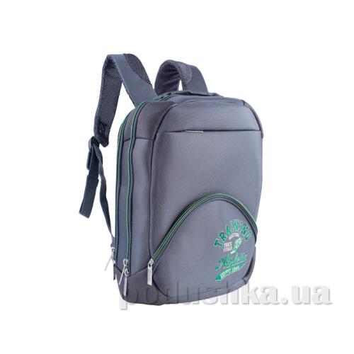 Школьный ортопедический рюкзак ZiBi Pochette Athletic ZB14.0023GR
