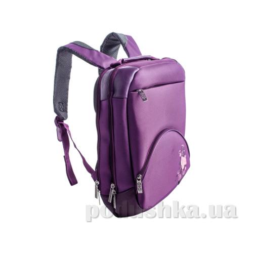 Школьный ортопедический рюкзак ZiBi Pochette Flower ZB14.0020VL
