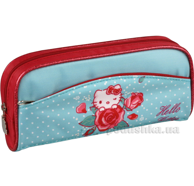 Пенал мягкий Kite Hello Kitty 649