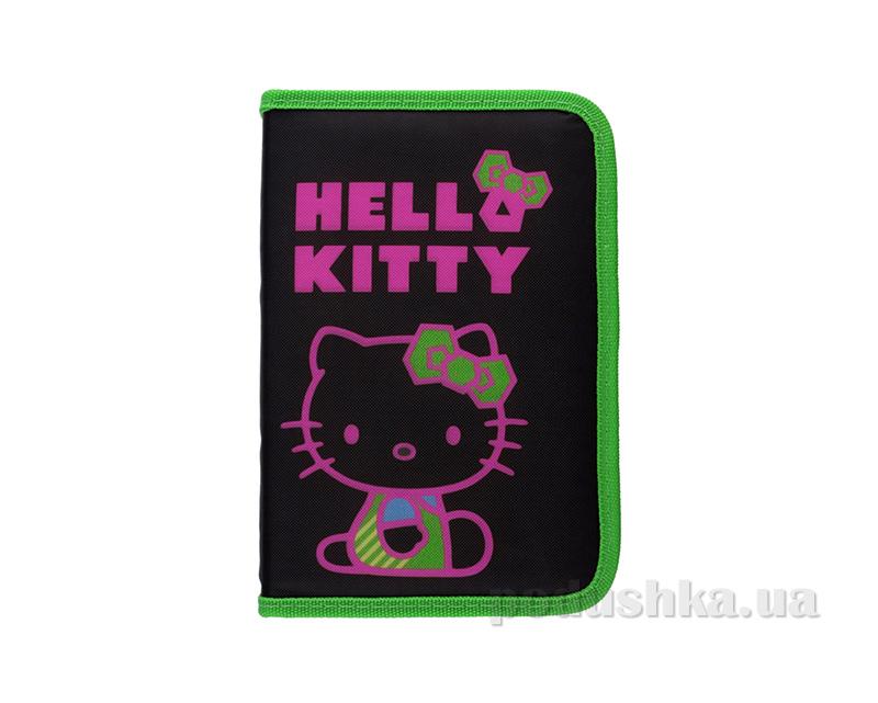 Школьный пенал Kite Hello Kitty 622-2 для девочек