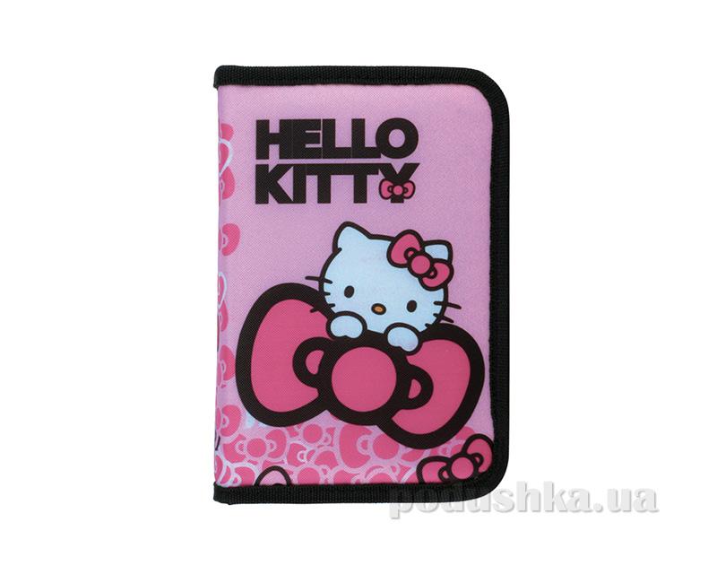 Школьный пенал Kite Hello Kitty 622-4 для девочек