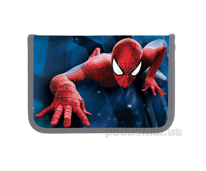Школьный пенал Kite Spider-Man 622-2 для мальчиков