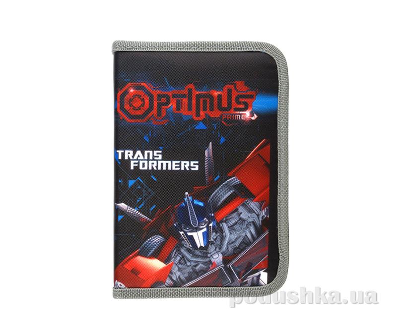 Школьный пенал Kite Transformers 621-1 для мальчиков