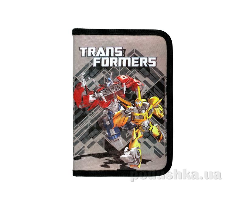 Школьный пенал Kite Transformers 621-2 для мальчиков