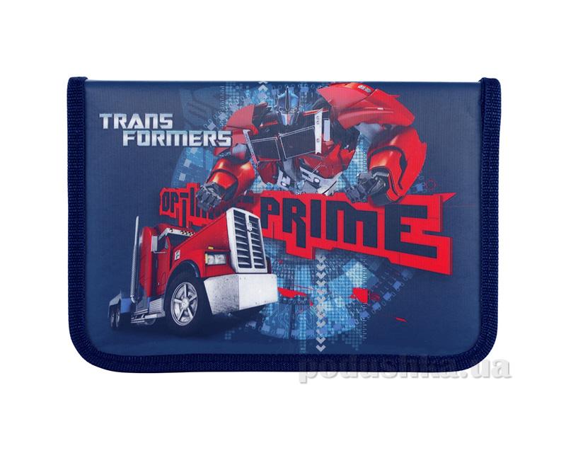 Школьный пенал Kite Transformers 622-2 для мальчиков