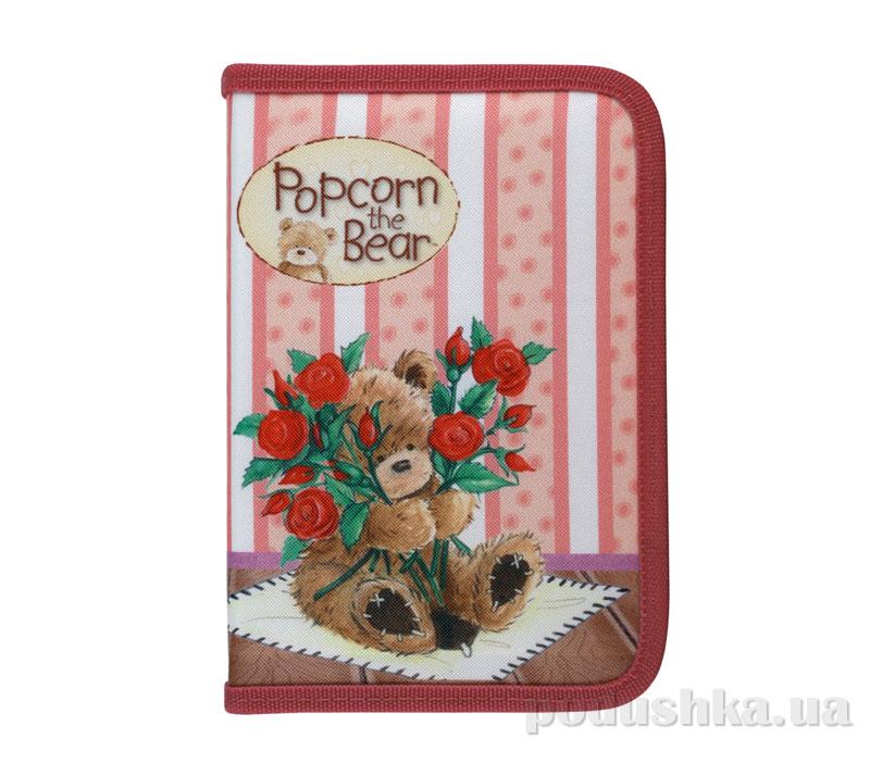 Школьный пенал Popcorn PO14-621K Kite для девочек
