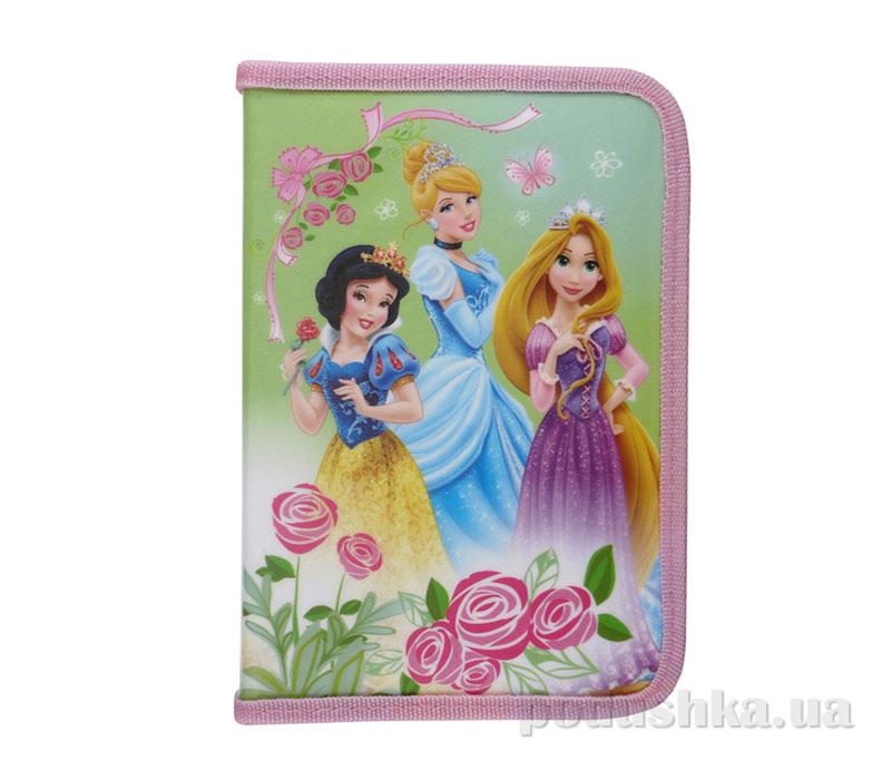 Школьный пенал Princess P14-622-1K Kite для девочек