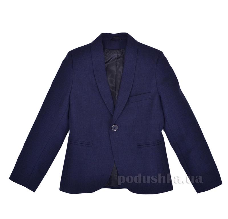 Школьный пиджак Timbo Bunny P026053 синий