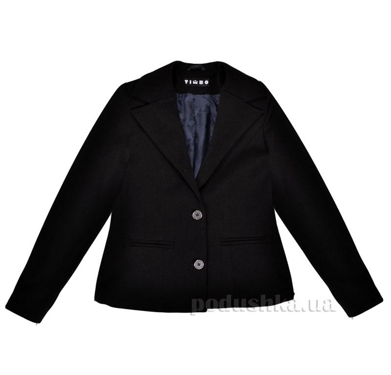 Школьный пиджак Timbo Julia P010228 черный