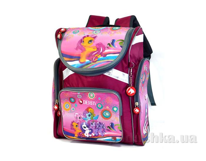 Школьный рюкзак Derby 0100548 с ортопедической спинкой