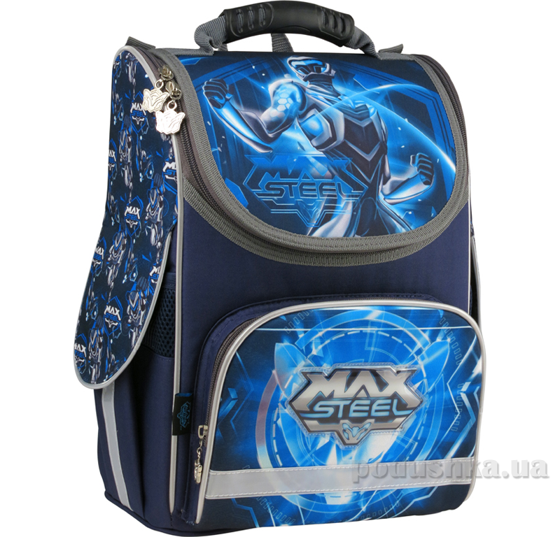 Школьный рюкзак Kite Max Steel 501-1