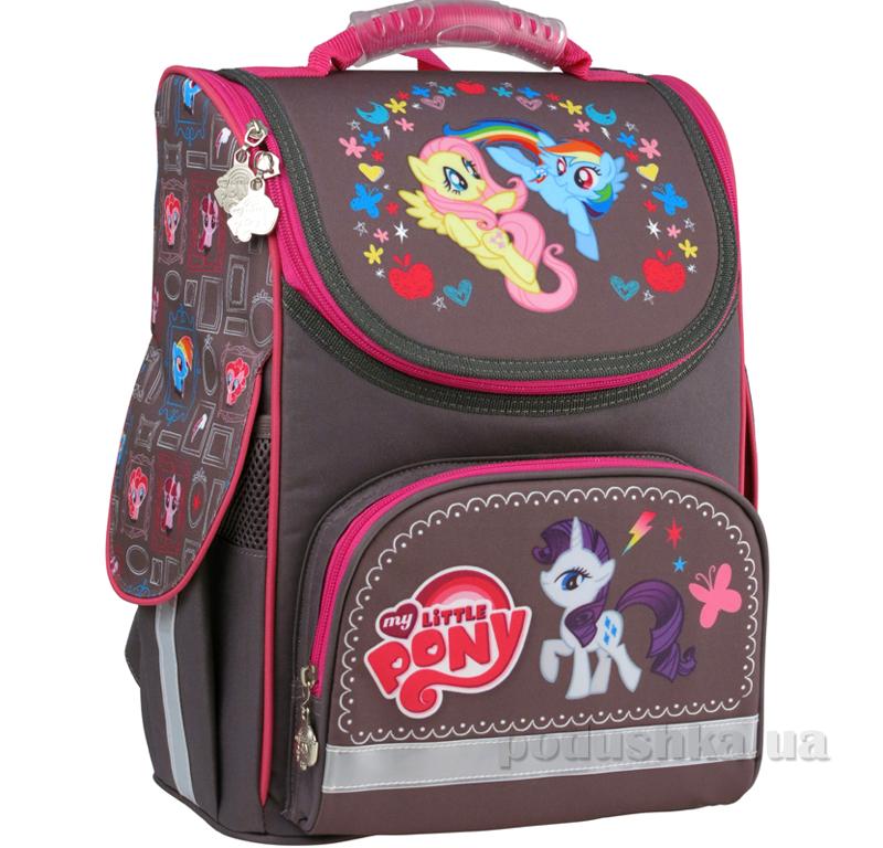 Школьный рюкзак на каркасе Kite Little Pony 501-1