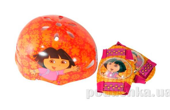 Шлем и наколенники серии Dora the Explorer Даша-путешественница CPSC
