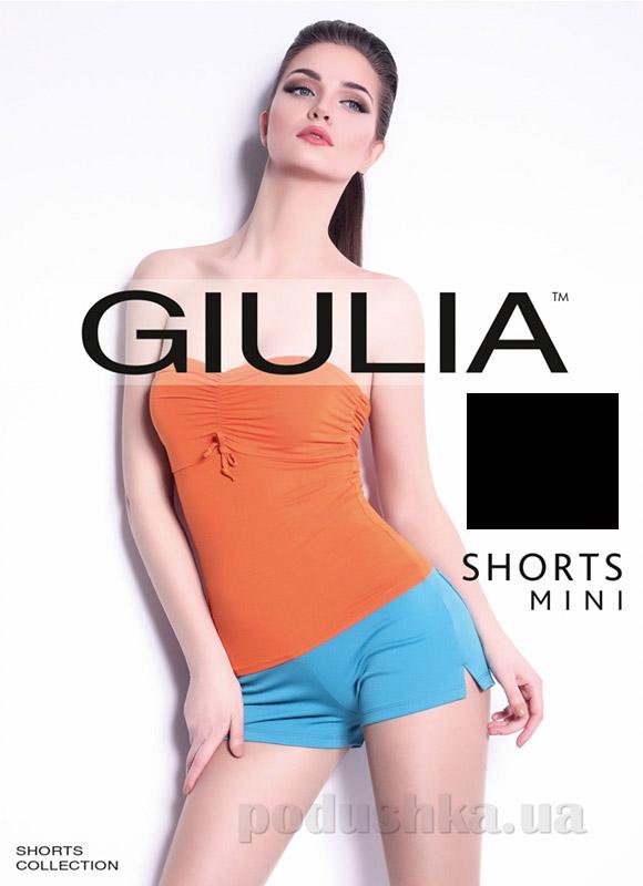 Шорты черные Short Mini Giulia nero