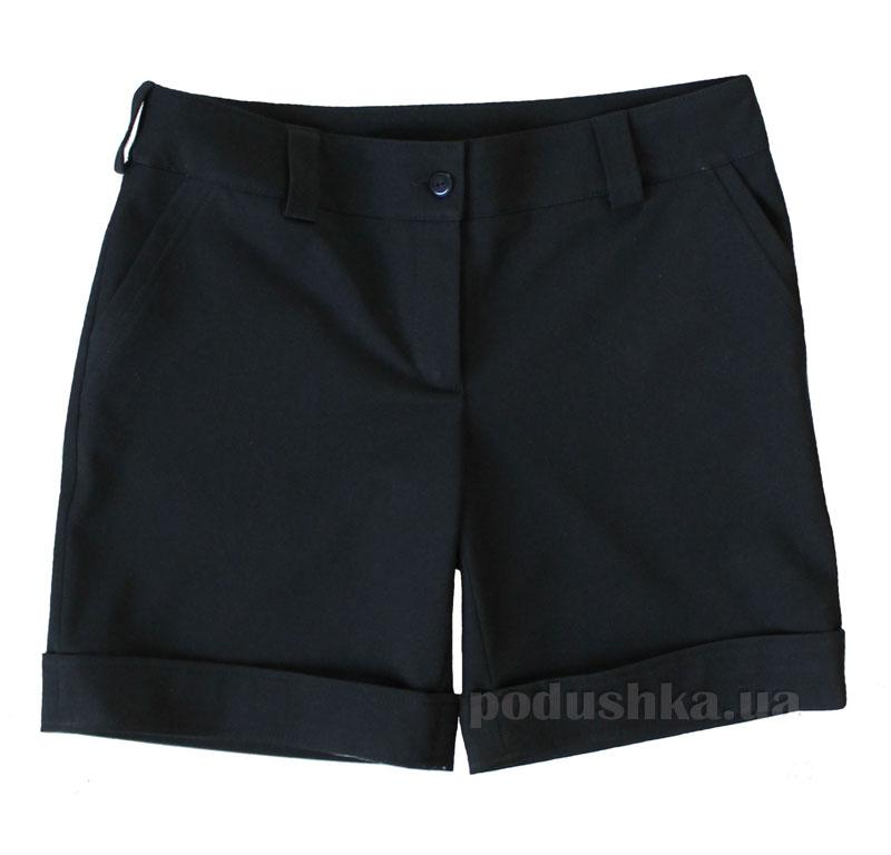 Шорты для девочки Промiнь ВД-1300 черные