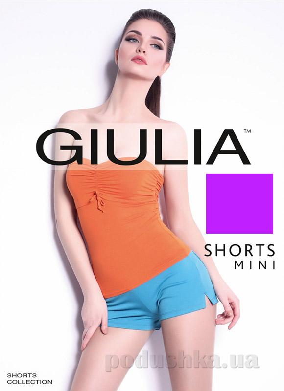 Шорты фиолетовые Short Mini Giulia purple