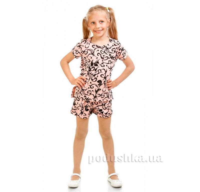 Шорты Узор Kids Couture 8-002 розовые