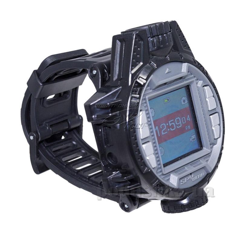 Шпионские видео часы SM15204 Spy Gear