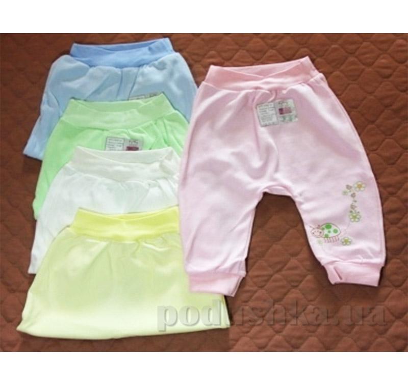 Штанишки для малыша интерлок Baby Life 9-120н