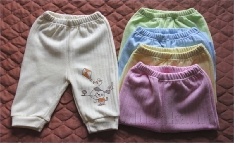Штаны для малыша Baby Life 91-08