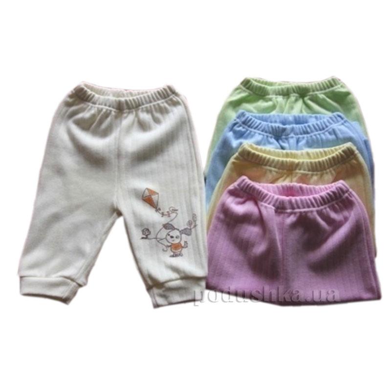 Штаны для малыша Baby Life 91-08 с начесом