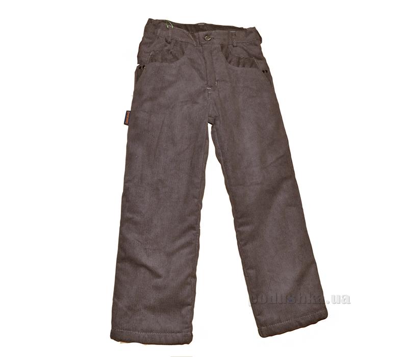 Штаны утепленные вельветовые Одягайко 00105