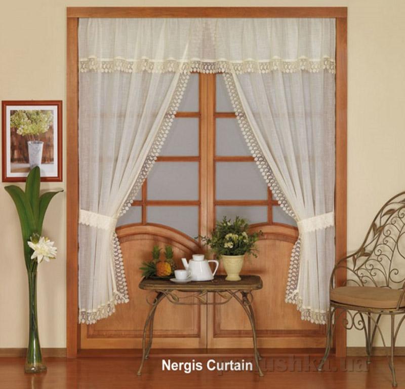 Штора для кухни Kayaoglu Nergis